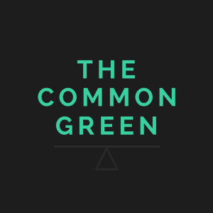 New Logo. Now actually Green!